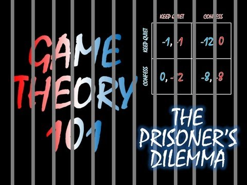 Game Theory 101: The Prisoner's Dilemma and Strict Dominance