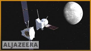 🚀Scientists launch BepiColombo spacecraft to explore Mercury l Al Jazeera English - ALJAZEERAENGLISH