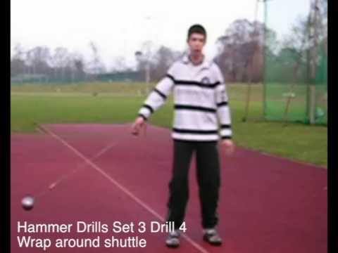 Hammer Drills Set 3 Drill 4