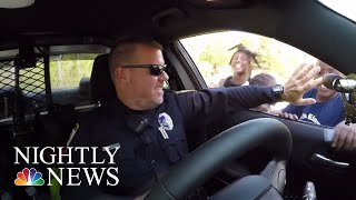 Police Officer Uses Viral Fame To Help Communities | NBC Nightly News - NBCNEWS