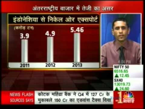 08 CNBC Awaaz Commodity Call 18 March 2014 19min 41sec Mr  Vibhu Ratandhara    Head Commodity Res 1
