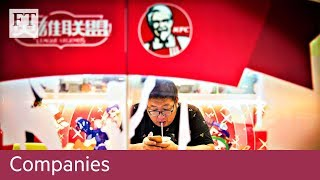 US fast-food chains put rural China growth on menu - FINANCIALTIMESVIDEOS