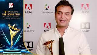 Best TV Production House - Swastik  Productions (Siddharth Kumar) Tiwary - TELLYCHAKKAR