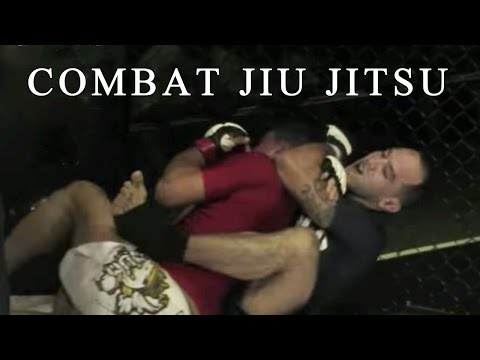 Eddie Bravo- COMBAT JIU JITSU IS BORN