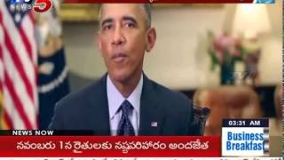U.S. President Barack Obama Diwali Wishes To Indians : TV5 News - TV5NEWSCHANNEL