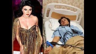 राखी सावंत को महिला पहलवान ने उठाकर पटका, कमर में आई गहरी चोट - ITVNEWSINDIA