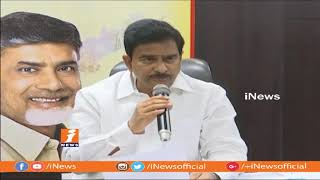 Minister Devineni Uma Alert The Govt Officials Over Pethai Cyclone To Hits AP | iNews - INEWS