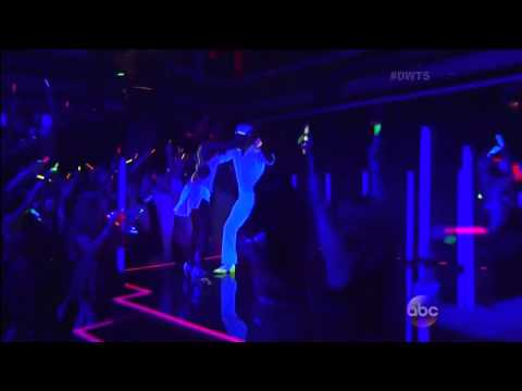 DWTS 18 HD ~ Charlie White and Sharna ~ Cha Cha Cha ~ WEEK 6 ~ 4-21-14 ~ Dancing With The Stars