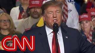 CNN gets rare look into Trump's re-election campaign - CNN