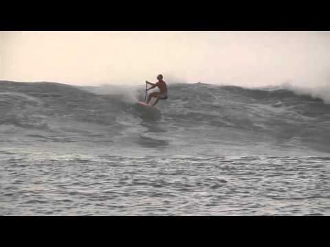 Laird Hamilton SUP Trick Compilation by Hanalei Grass Shack Productions