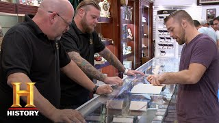 Pawn Stars: 1891 $1 Silver Certificate (Season 12) | History - HISTORYCHANNEL