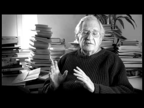 Noam Chomsky on education