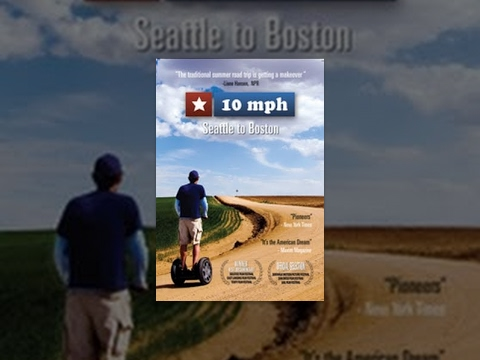 Seattle to Boston at 10MPH 2007 documentary movie, default video feature image, click play to watch stream online