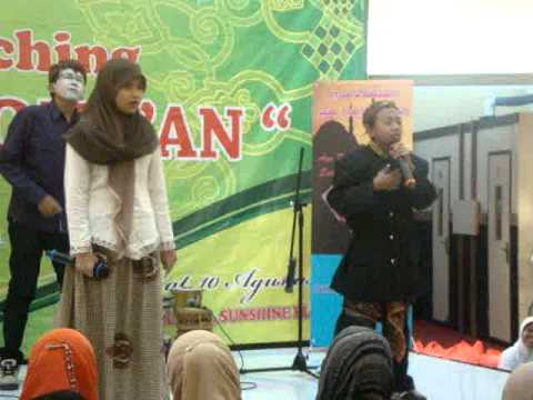 komedi anak (sekolah kreatif smp muhammadiyah 18, e-school), surabaya