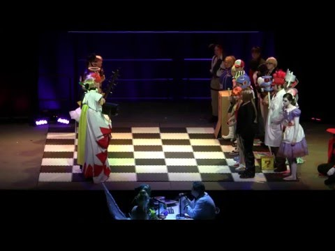 Anime Boston 2011 Cosplay Chess Match - Complete (HD)