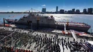 US Navy commissions newest littoral combat ship - CNN