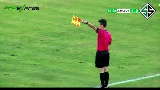 Konya Anadolu Selçuk-Sakaryaspor maç özeti