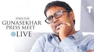 Rudramadevi Director Gunasekhar Press Meet | TFPC - TFPC