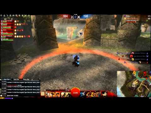 Guild Wars 2: Warrior PvP Gameplay #1