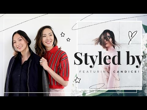 5 Everyday Work Looks ft. Candice | Styled by Chriselle