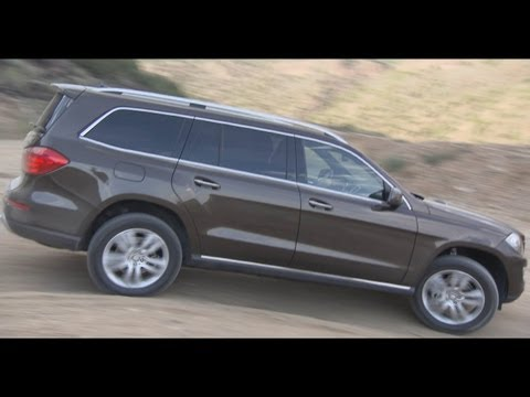 2013 Mercedes GL 350 BLUETEC [HD]