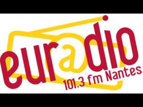 Ben Vaughn & Gus Cordovox - On the radio in Nantes, France