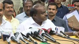 Karnataka CM HD Kumaraswamy Sensational Comments on BJP | CVR News - CVRNEWSOFFICIAL