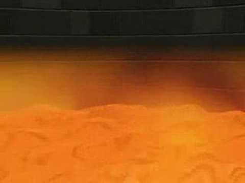 Nanopartículas protegem o cadinho do Alto Forno -  Nanotechnology - Nanotecnologia