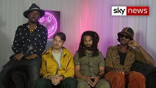 Mercury Prize: 'Sons of Kemet' discuss the strong women that inspire their music - SKYNEWS