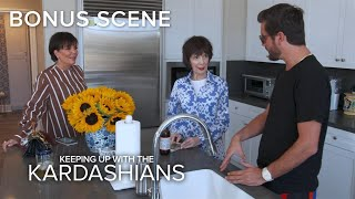 KUWTK   Scott Disick Has Burning Questions About Kris and MJ's Past   E! - EENTERTAINMENT