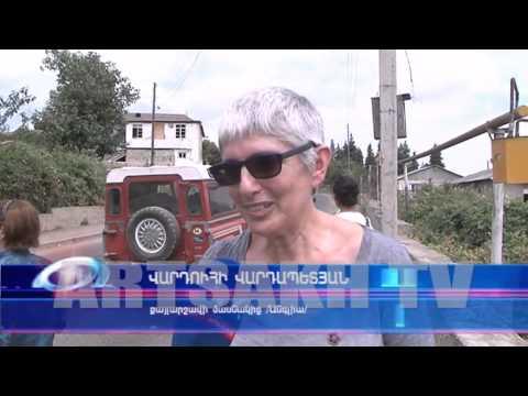 Քերոլայն Քոքսի նախաձեռնած Բերձորից մինչև Գանձասար ուխտագնացությունը շարունակվում է