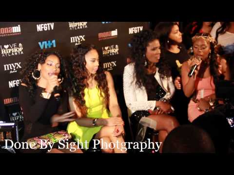 Love & Hip Hop Season 2 Momma Dee Erica Dixon Shay Buckey Johnson