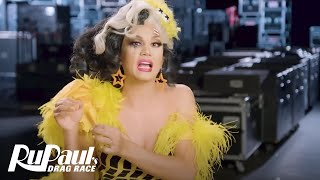 Before She Walks In | Quick-Fire Questions | RuPaul's Drag Race All Stars - VH1