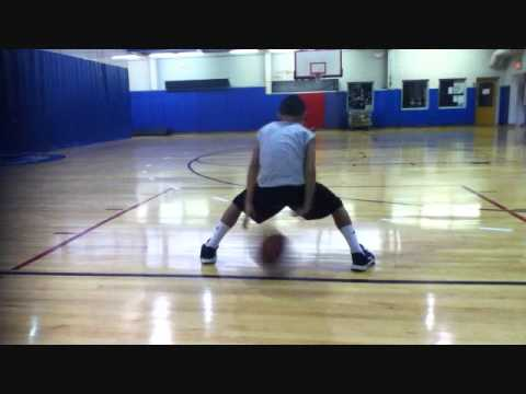 Advanced Basketball Dribbling Workout
