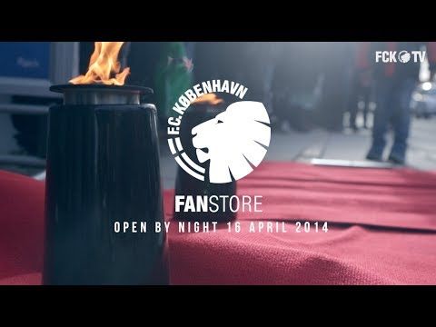 Kom med til Open Night i FANSTORE