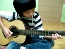 SungHa Jung Called Genius Guitar Play - Pirate of the carib