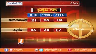 Exit Polls 2018 | National Media Announce Exit Polls For 5 States Including Telangana | iNews - INEWS