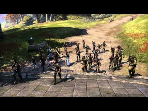 The Elder Scrolls Online - War in Cyrodiil [HD 1080P]