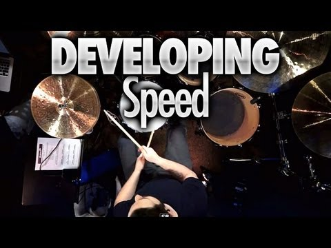 Developing Speed Around The Kit - Drumeo Live Lesson