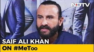 Some Terrible Things Have Happened: Saif Ali Khan On #MeToo - NDTV
