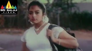 Aaro Pranam Telugu Full Movie    Part 2/12    Soundarya, Vineeth - SRIBALAJIMOVIES