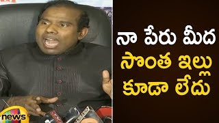 KA Paul Shares His Property Details To Media | KA Paul Press Meet | AP Politics | Mango News - MANGONEWS