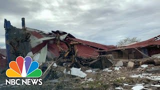 Deadly Cyclone Destroys 90 Percent Of Port City In Mozambique, Red Cross Says | NBC News - NBCNEWS