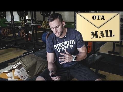 OTA Mail Bag [Sprint Mechanics Vs Leg Speed Dilemma]