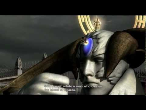 Devil May Cry 4 Cutscenes Complete HD 1080p