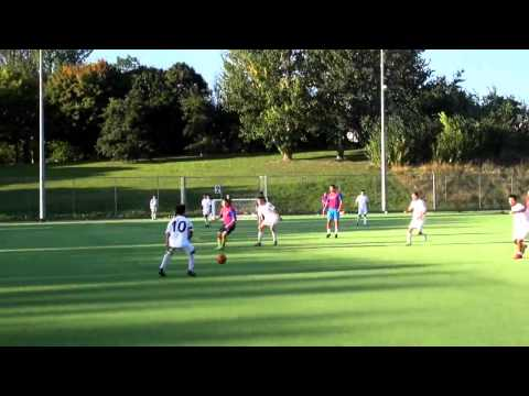 2013 AZADI CUP Football Highlights - Ayendah Sazan Community - Leeds, England HD