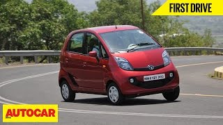 Tata GenX Nano | First Drive | Autocar India