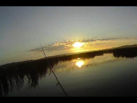 рыбалка на высокинском озере видео