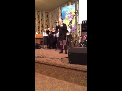 Candice Nicole- Thanks Be To Our God
