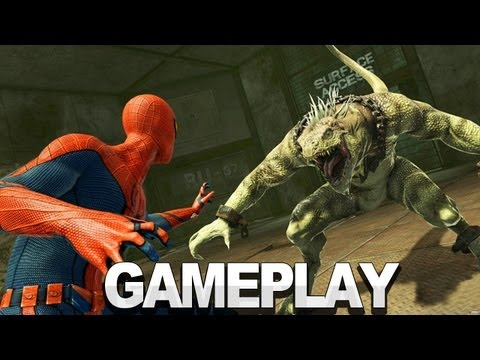 The Amazing Spider-Man E3 2012 Gameplay Demo - IGN Live